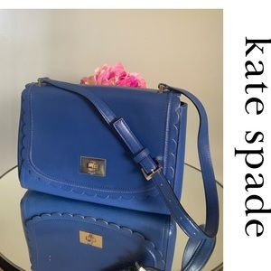 Kate Spade Purse Maple Court Zani Leather Shoulder